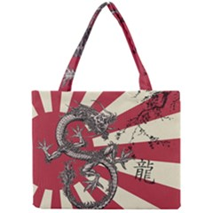 Rising Sun Flag Mini Tote Bag