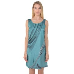 Whisper Sleeveless Satin Nightdress