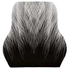 Feather Graphic Design Background Car Seat Back Cushion