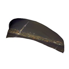 City River Water Cityscape Skyline Stretchable Headband