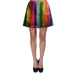 Skyline Light Rays Gloss Upgrade Skater Skirt