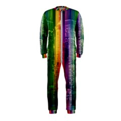 Skyline Light Rays Gloss Upgrade Onepiece Jumpsuit (kids)