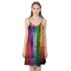 Skyline Light Rays Gloss Upgrade Camis Nightgown