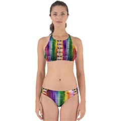 Skyline Light Rays Gloss Upgrade Perfectly Cut Out Bikini Set