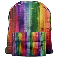 Skyline Light Rays Gloss Upgrade Giant Full Print Backpack