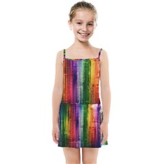 Skyline Light Rays Gloss Upgrade Kids Summer Sun Dress