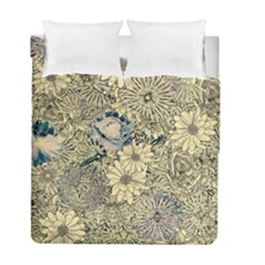 Abstract Art Artistic Botanical Duvet Cover Double Side (full/ Double Size)