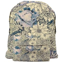 Abstract Art Artistic Botanical Giant Full Print Backpack