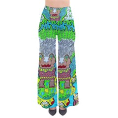 Cosmic Planet Angel So Vintage Palazzo Pants