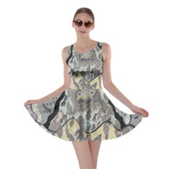 Supersonic Spaceships Skater Dress