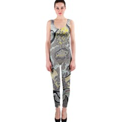 Supersonic Spaceships One Piece Catsuit
