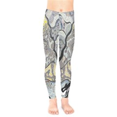 Supersonic Spaceships Kids  Legging