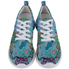 Mystic Mermaid Men s Lightweight Sports Shoes