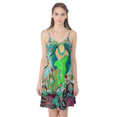 Volcanic Seahorse Camis Nightgown