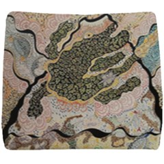 Lizard Volcano Seat Cushion