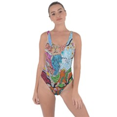 Supersonic Volcano Wizard Bring Sexy Back Swimsuit