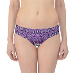 Forest Of Climbing Flowers And Life Is Fine Hipster Bikini Bottoms