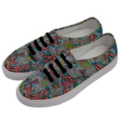 Octopusquad Men s Classic Low Top Sneakers by chellerayartisans