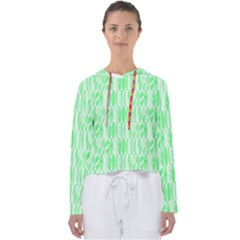 Bright Lime Green Colored Waikiki Surfboards  Women s Slouchy Sweat
