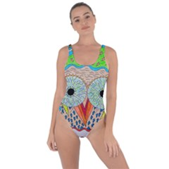Cosmic Owl Bring Sexy Back Swimsuit