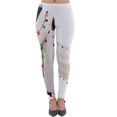 Indiahandycrfats Women Fashion White Dupatta With Multicolour Pompom All Four Sides For Girls/women Lightweight Velour Leggings