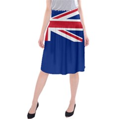 Government Ensign Of Northern Ireland, 1929-1973 Midi Beach Skirt by abbeyz71