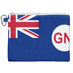 Government Ensign Of Northern Ireland, 1929 1973 Canvas Cosmetic Bag (xxl) by abbeyz71