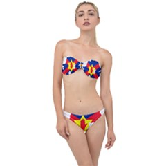 Ulster Nationalists Flag Map Of Northern Ireland Classic Bandeau Bikini Set