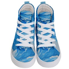 Star Light Kid s Hi Top Skate Sneakers
