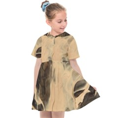 Smoke On Water Kids  Sailor Dress