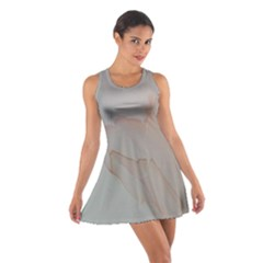 Veil Cotton Racerback Dress
