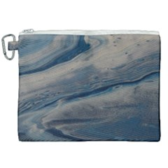 Blue Ice 2 Canvas Cosmetic Bag (xxl) by WILLBIRDWELL