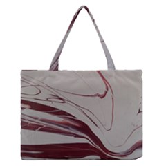 Wine Zipper Medium Tote Bag by WILLBIRDWELL