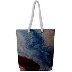 Desert Sky Full Print Rope Handle Tote (small) by WILLBIRDWELL