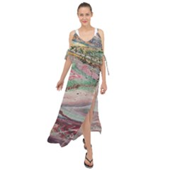 Frenzy Maxi Chiffon Cover Up Dress