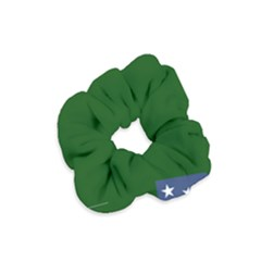 Flag Of The Green Mountain Boys Velvet Scrunchie by abbeyz71