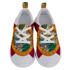 Flag Of Florida Running Shoes