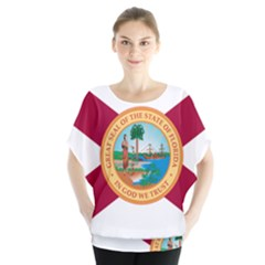 Flag Of Florida, 1900 1985 Blouse by abbeyz71