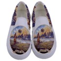 Flag of Florida, 1868-1900 Kids  Canvas Slip Ons View1