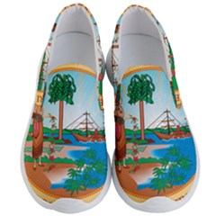 Great Seal Of Florida, 1900 1985 Men s Lightweight Slip Ons by abbeyz71
