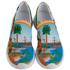 Great Seal Of Florida, 1900 1985 Women s Lightweight Slip Ons by abbeyz71