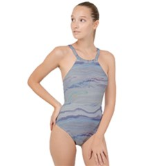 Shockwave 2 High Neck One Piece Swimsuit
