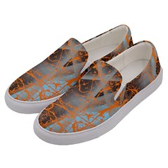 String Theory Men s Canvas Slip Ons by WILLBIRDWELL