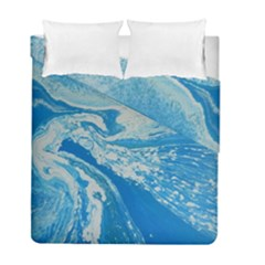 Sea Serpent Duvet Cover Double Side (full/ Double Size) by WILLBIRDWELL