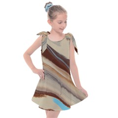 Mother Earth 2 Kids  Tie Up Tunic Dress
