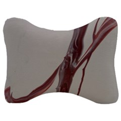 Silent Scream Velour Seat Head Rest Cushion