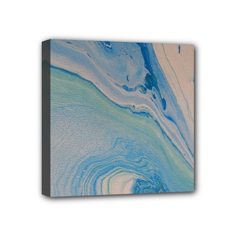Pacific Mini Canvas 4  X 4  (stretched) by WILLBIRDWELL