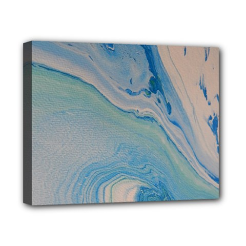 Pacific Canvas 10  X 8  (stretched) by WILLBIRDWELL