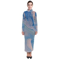 Pacific Turtleneck Maxi Dress by WILLBIRDWELL