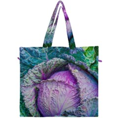 Cabbage Food Green 33315 Canvas Travel Bag by sevendayswonder